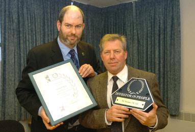 Investors in People Award 2006